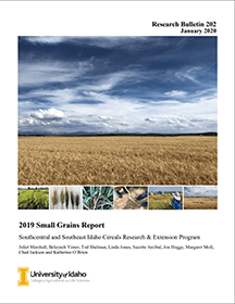 2019 Small Grains Report
